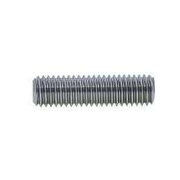 Hex Socket Set Screw With Flat Point, DIN 913