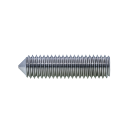 Hex Socket Set Screw with Cone Point, DIN 914