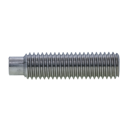 Hex Socket Set Screw with Dog Point, DIN 915