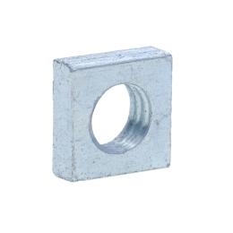 Square Thin Nut, DIN 562